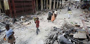 世界卫生组织官员称海地地震死亡人数已超11万(图文)
